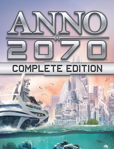 Anno 2070: Copertina