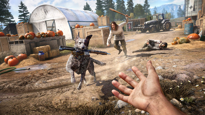 Far Cry 5 Standard Edition PCPS4Xbox One Official