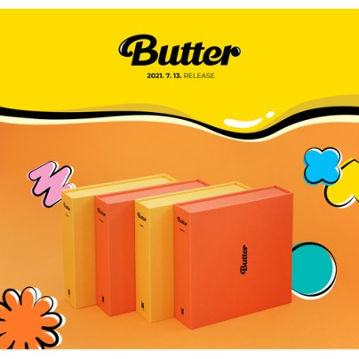BTS / Butter【輸入盤】【CD】