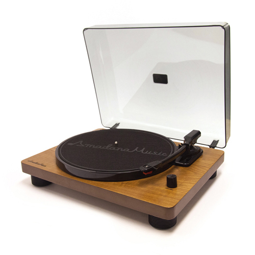 Amadana Music / Amadana Music record player SIBRECO [record player]
