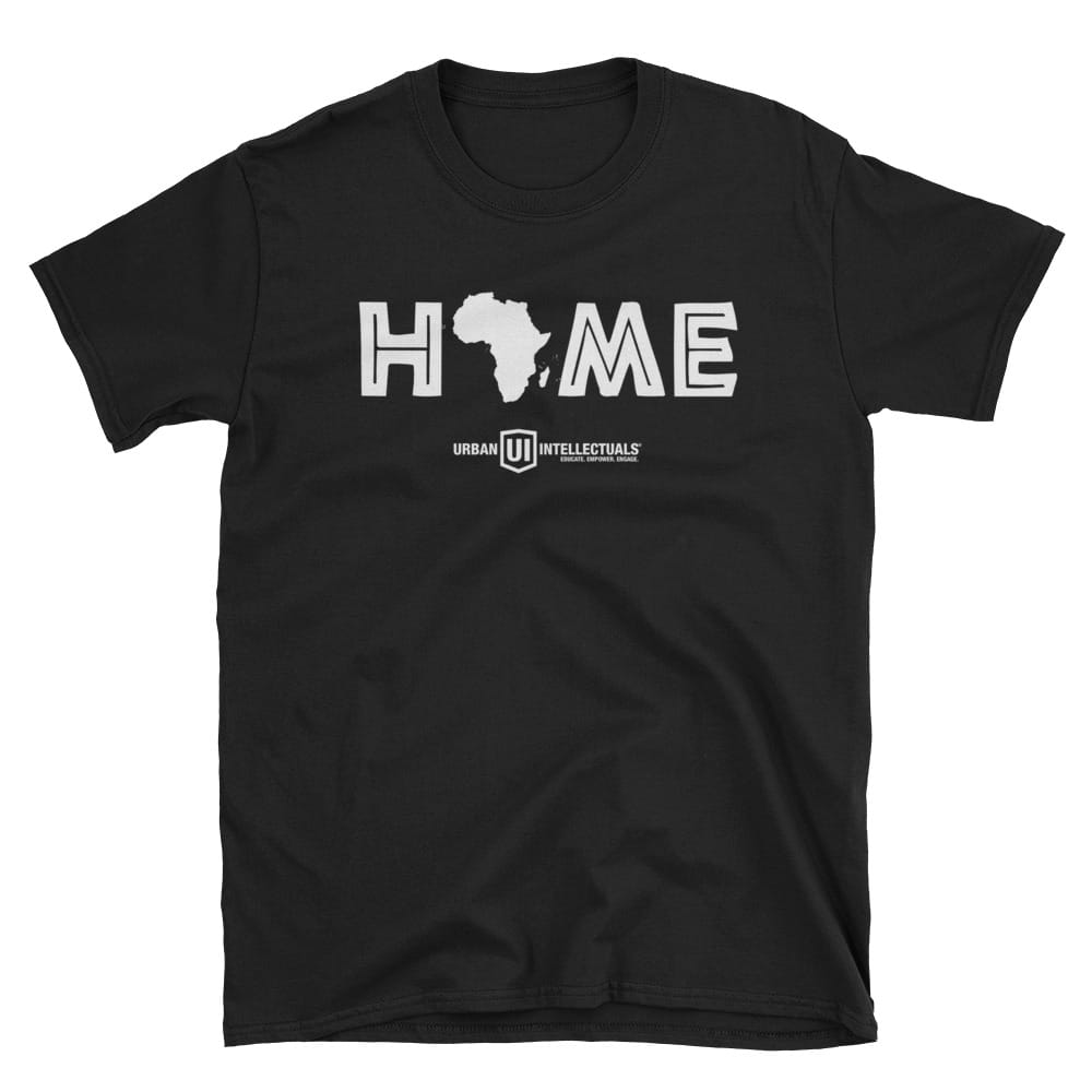 a56dce88adf1 HOME (AFRICA) – Short-Sleeve Unisex T-Shirt