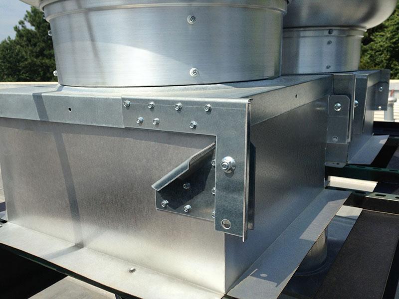 Ventilation Direct  Hinge Kit