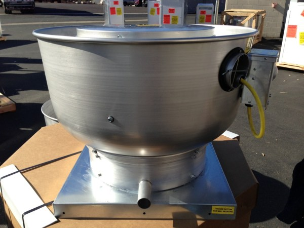 Ventilation Direct Food Truck Exhaust Fan 1500 Cfm