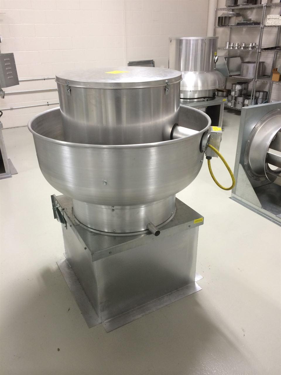 Ventilation Direct  Restaurant Kitchen Exhaust Fan