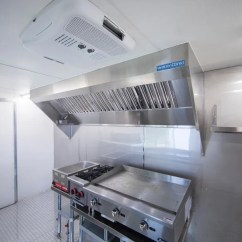 Kitchen Exhaust Fan Table High Top Ventilation Direct 6 Mobile Hood System With Picture Of