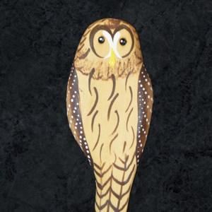 Barred Owl Ornament