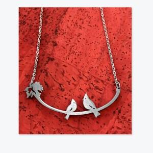 C2H-Cardinal-Necklace