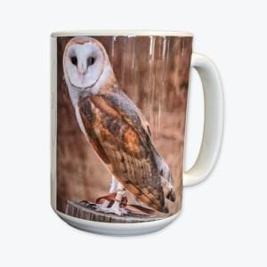 VINS-Barn-Owl-Mug