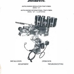 Pat Trap Wiring Diagram Ignition Switch Winchester Western Skeet Machine For Machines ...