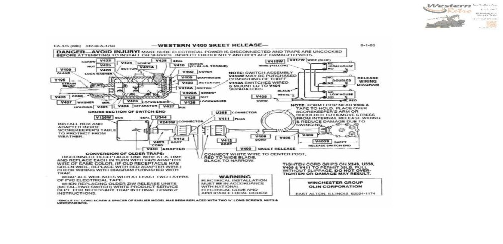 medium resolution of western wiring diagram