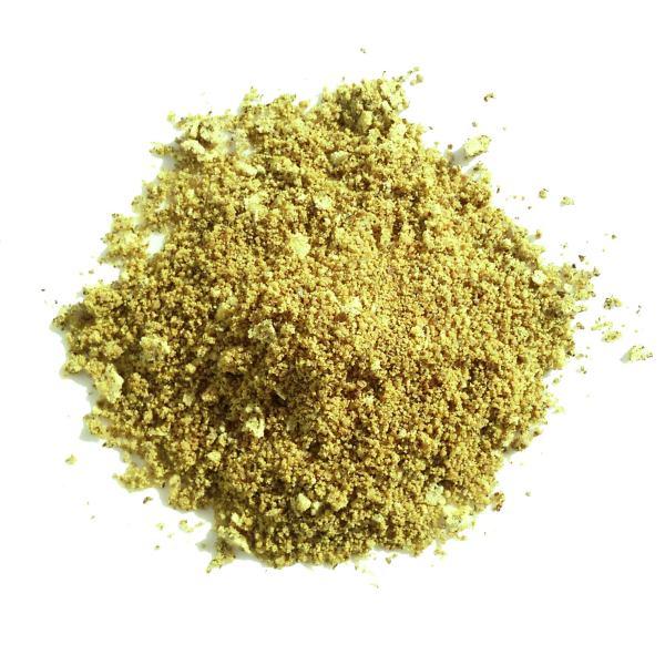 Pumpkin and hemp protein powder