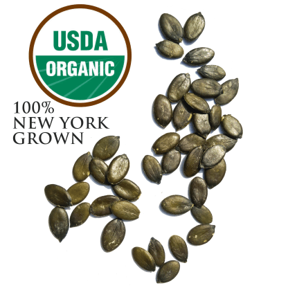 USDA organic pumpkin seeds