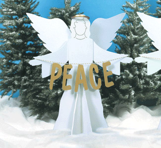 The Winfield Collection  Peace On Earth Angels Pattern