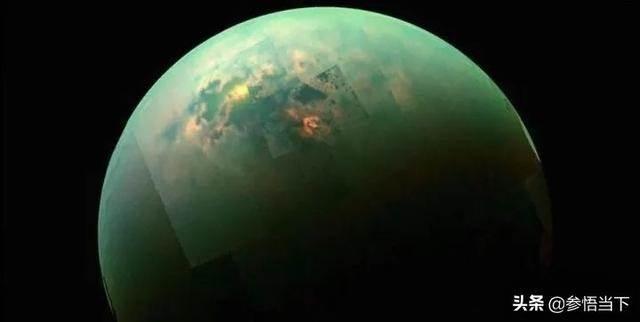 土衛六和地球有多像? 有山有水有大氣, 首張詳細地圖已出爐!