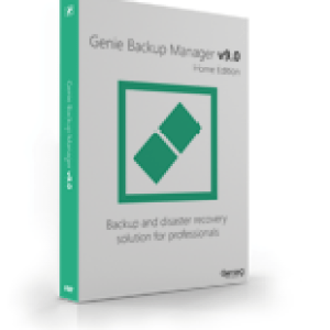 >40% Off Coupon code Genie Backup Manager Home 9