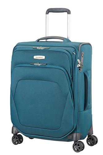 Samsonite Spark Sng - Spinner 55/20 Length 40 Cm Hand Luggage. 55 Cm. 43 L. Blue (Petrol Blue) 32% DISCOUNT