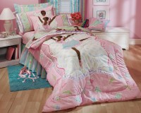 BARBIE Ethnic Dreamtime Ballerina - BED SHEETS SET - Twin ...
