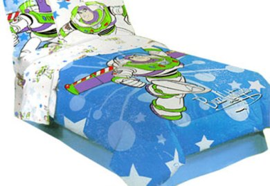 Toy Story Buzz Lightyear Bedding