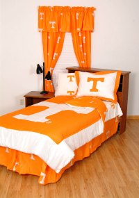 Tennessee Volunteers Comforter Set Twin X-Long ...