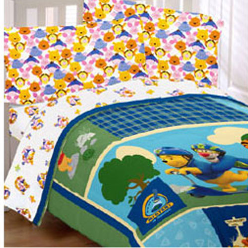 Scooby Doo Full Size Sheet Set