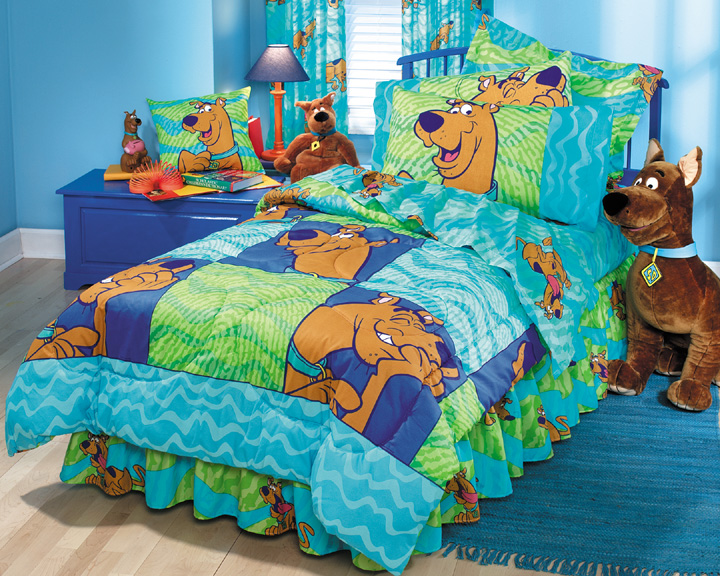 Scooby Doo Sheets For Girls Pictures to Pin on Pinterest