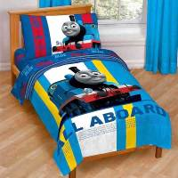 Thomas the Train All Aboard Toddler Bedding Set