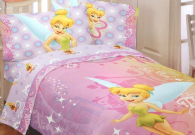 Tinkerbell Bedding Twin