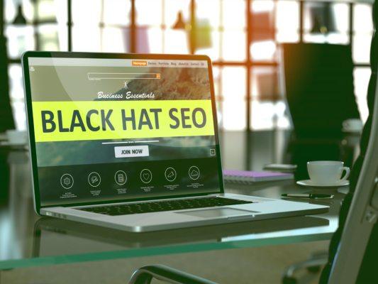 Black Hat SEO – cât de mult afectează un website storeday românia