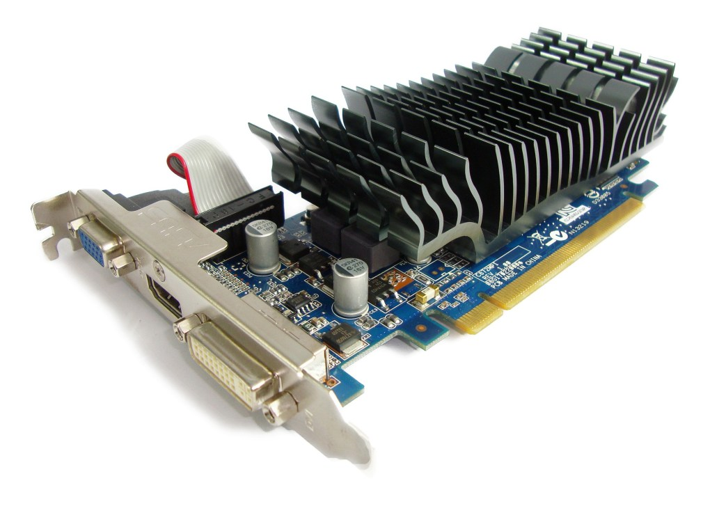 Placă video pci express