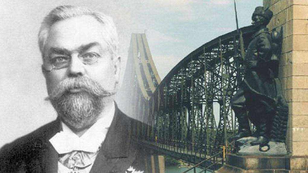 Imagini pentru inginerul român anghel saligny