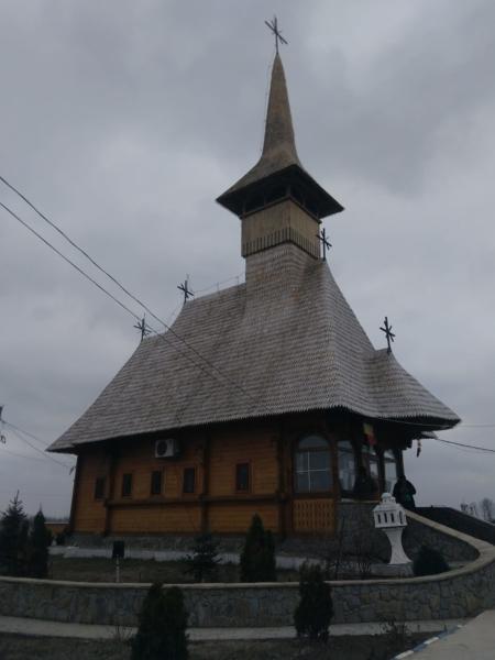 Mănăstirea Ciorăști