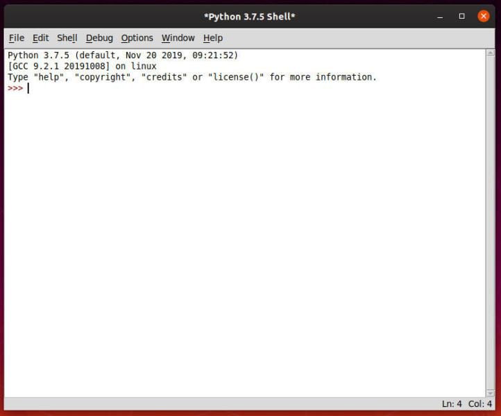 Idelea Python in Ubuntu - Tutoriale IT StoreDay Români