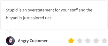 Features Customer Feedback