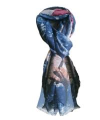 UK SELLER LADIES WOMENS FASHION PRINT LONG SHORT SCARVES ...