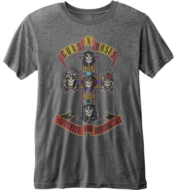 Guns ' Roses 'appetite Destruction' Charcoal
