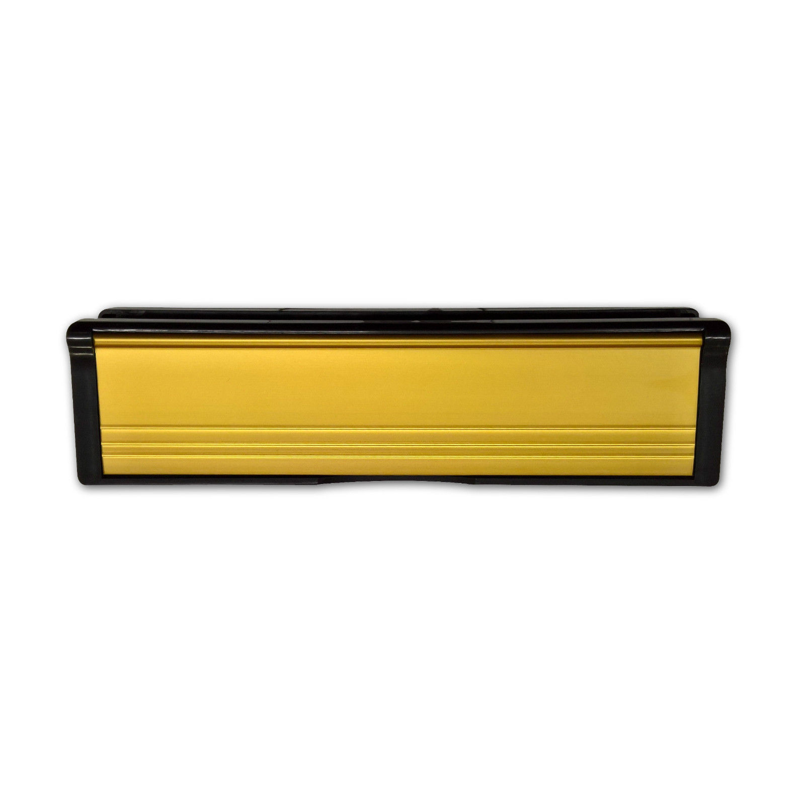 10 Amp 12 Inch Letter Plate Letter Box For UPVC Double