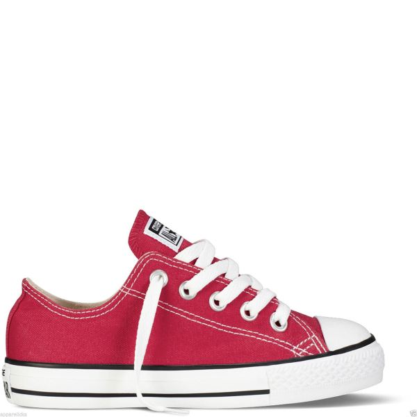 Converse Kids All Star Unisex Low Tops Boys Girls Chuck