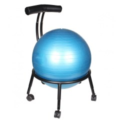 Yoga Ball Chair Exercises Rifton Feeding Studio Pilates Stability Balance Office