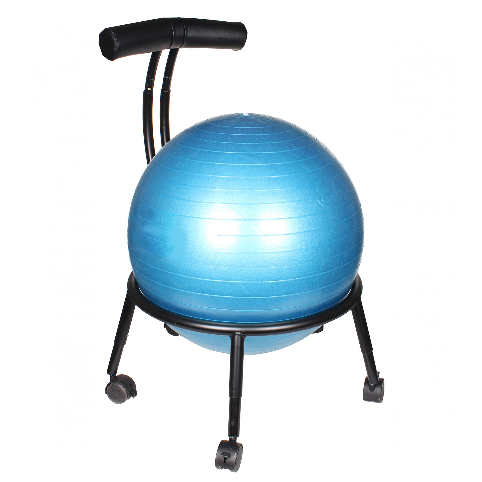 Ball Chair Benefits Yoga Studio Pilates Stability Balance Ball Office