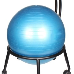 Balancing Ball Office Chair Chairs Of The World Gw2 Yoga Studio Pilates Stability Balance