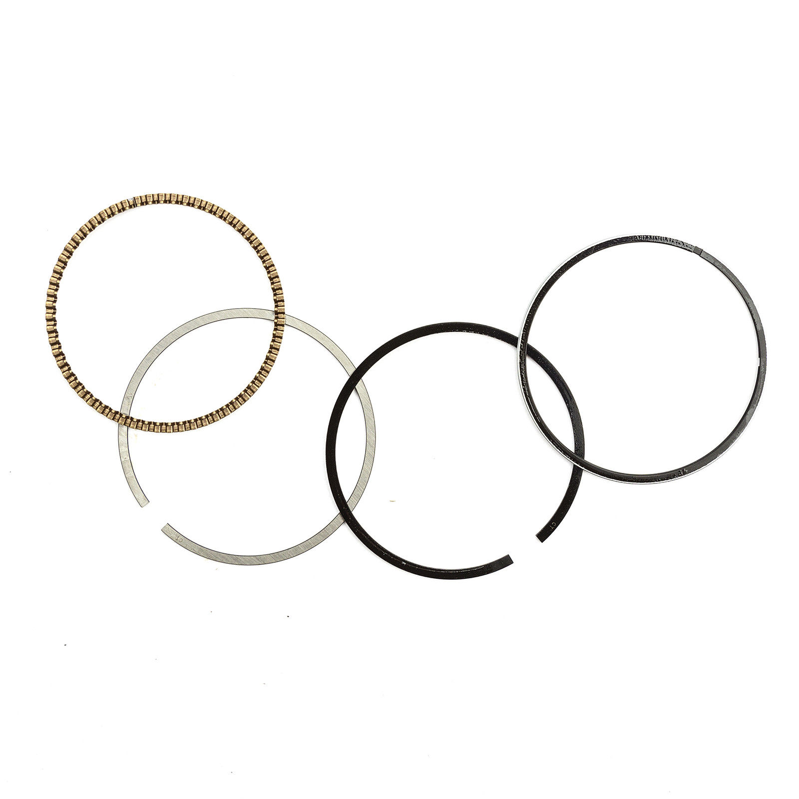 125cc Chinese Scooter Piston Ring Set 52.4mm Kymco Kinroad