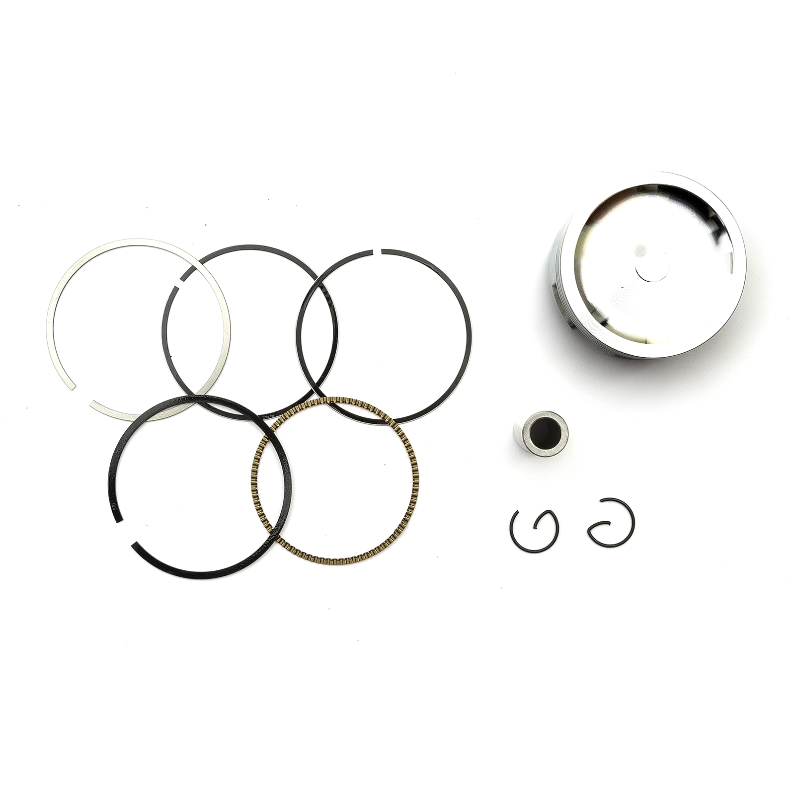 Pit Dirt Quad Scooter Moto 52 4mm Kit Piston 110cc 125cc