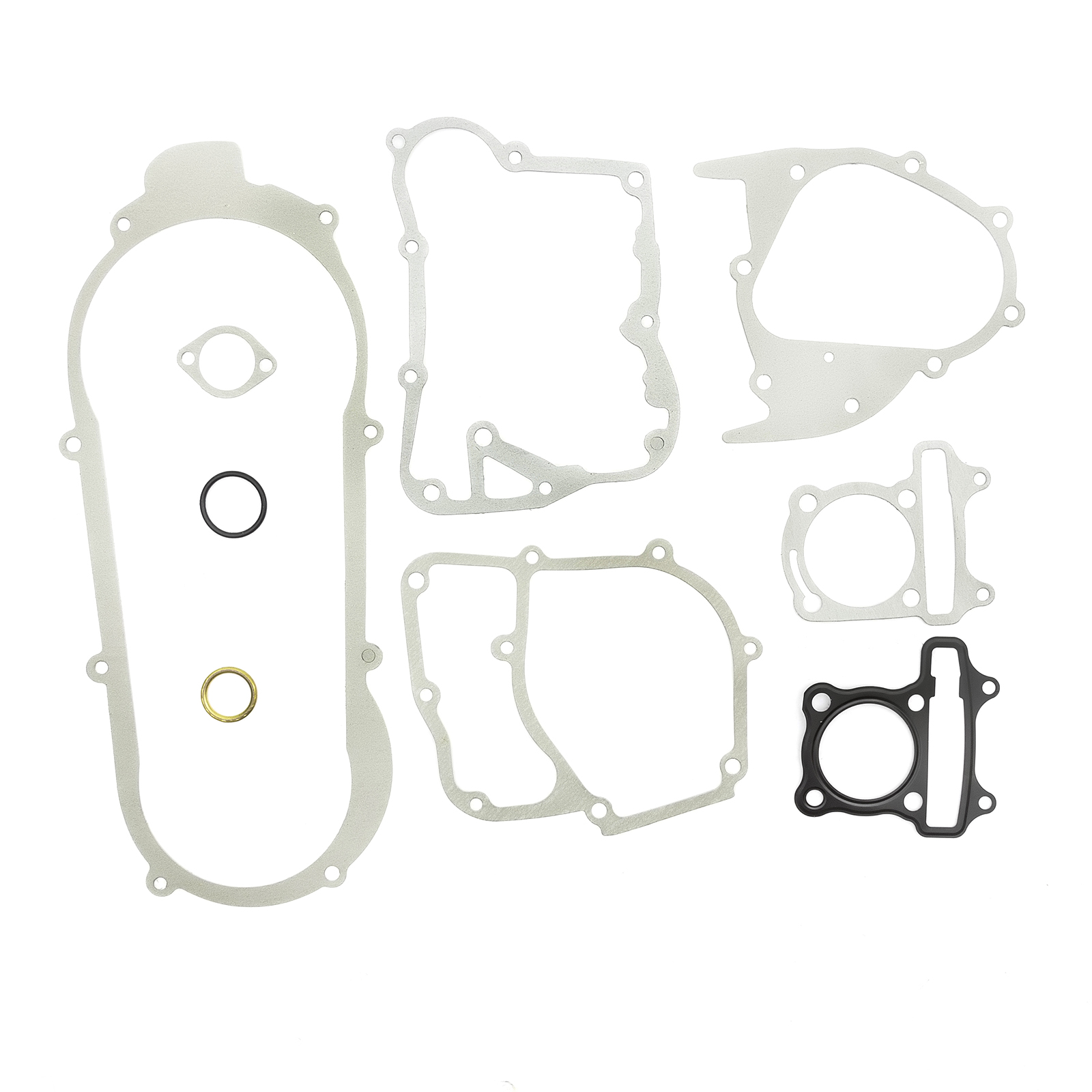 Engine GASKET SET 125cc Scooter GY6 Belt 743 20 30 410mm