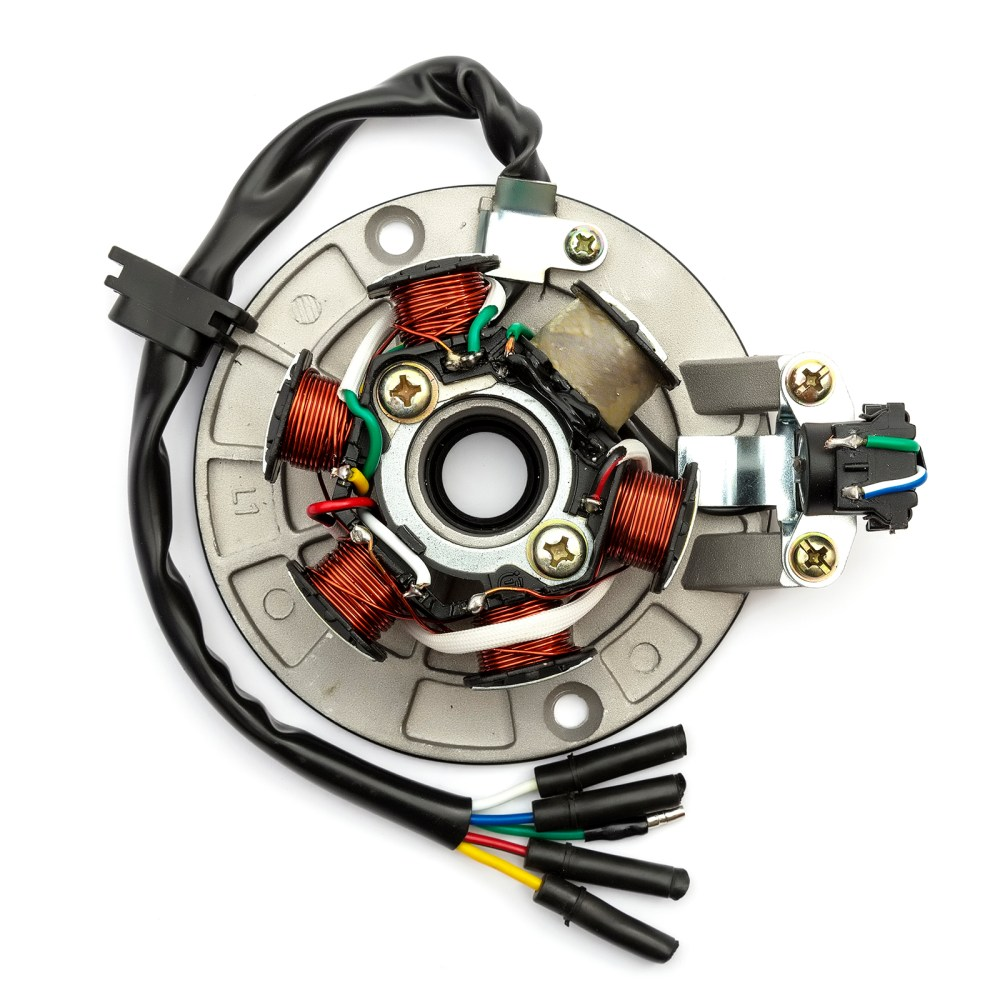 medium resolution of stator magneto 6 pole 5 wire pitbike yx140 yx150 yx160 dirtbike runs wiring diagrams besides pit bike clutch cable besides dirt bike wiring