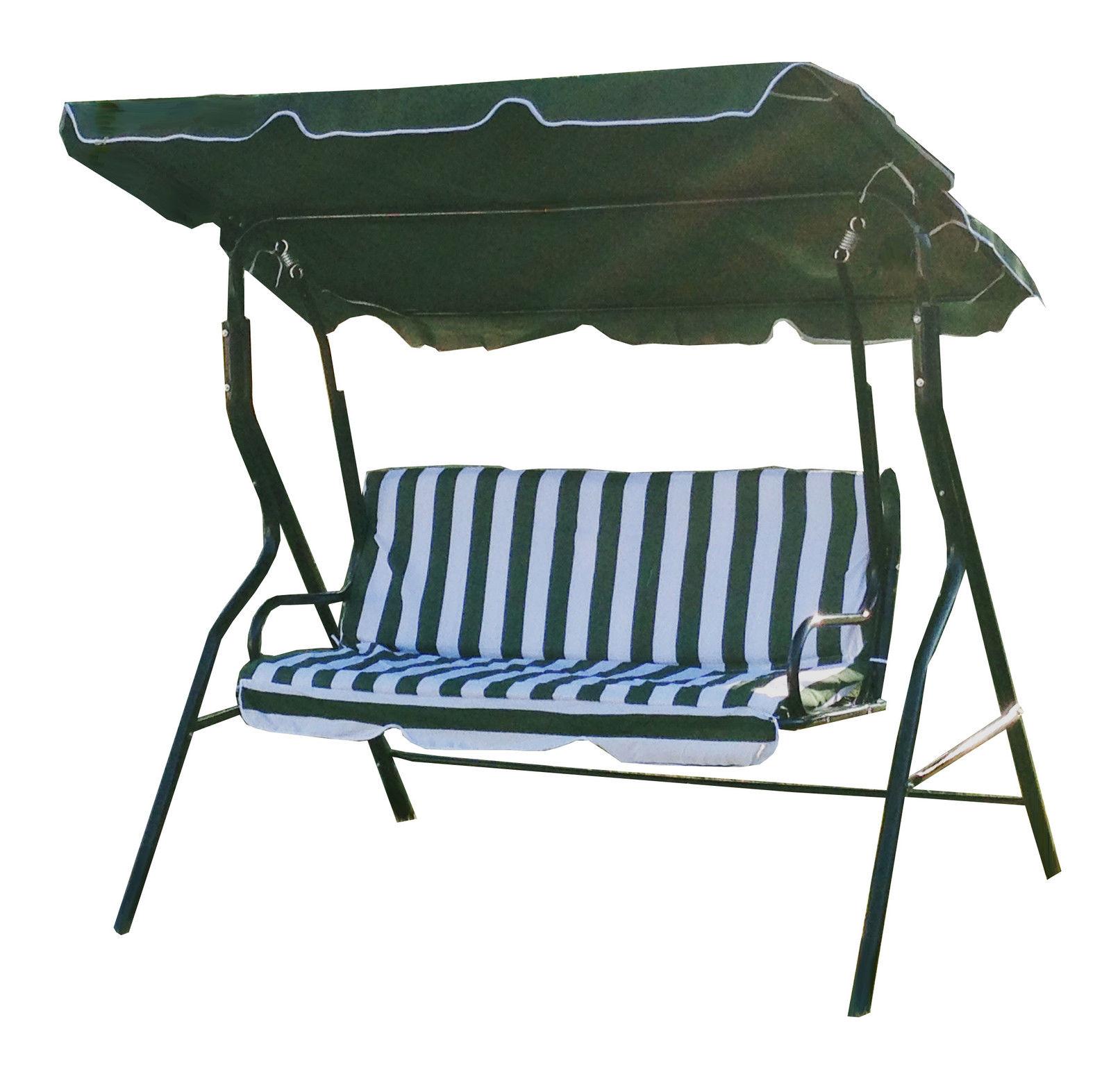 white swing chair uk feet pads swinging garden hammock outdoor bench seat