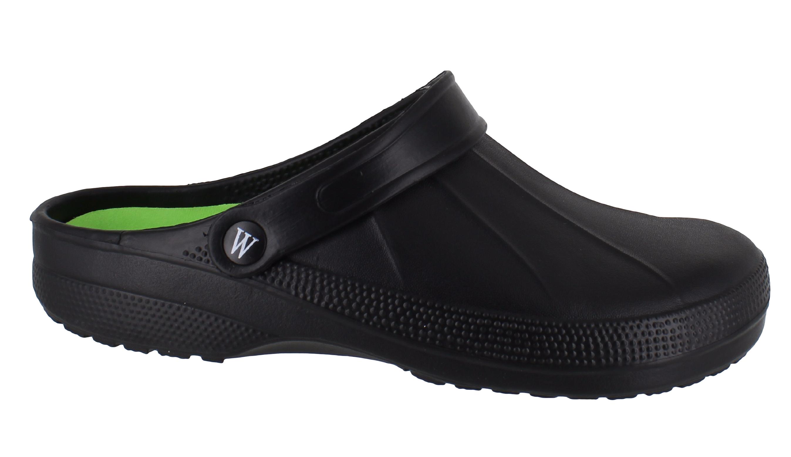 kitchen shoes for men how to build cabinet doors mens wetlands lightweight slip on garden hospital