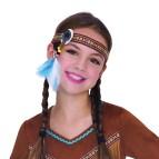 Girls Dream Catcher Cutie Fancy Dress Costume Kids Native