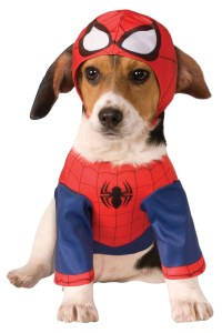 Rubies Official Superhero Dog Fancy Dress Costume Animal ...