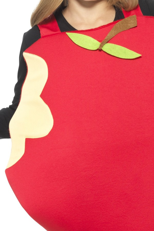 Smiffy' Childs Apple Peach Tabard Healthy Fruit Book