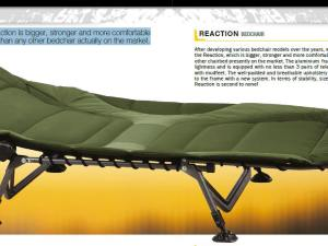 Reaction Bedchair